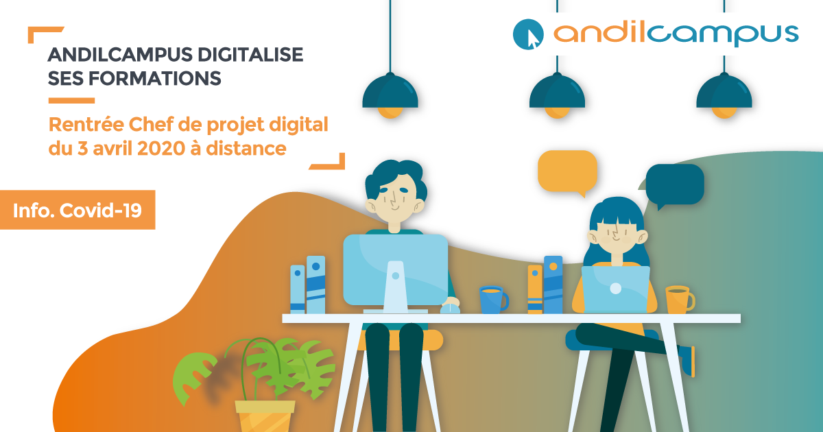 Andilcampus digitalise ses formations